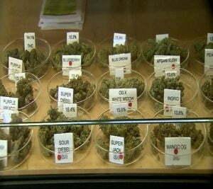 Medical  cannabis dispensarie