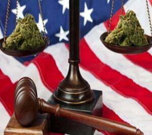 The federal marijuana ban