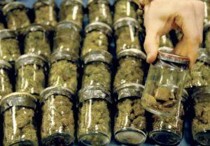 The price of marijuana from dispensaries