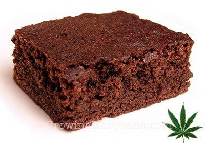 I love marihuana brownies