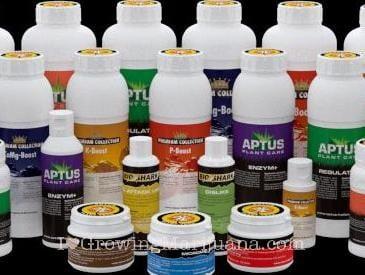 Aptus marijuana fertilizer