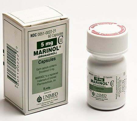 Get a Marinol prescription before the marijuana test