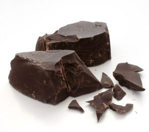 Marijuana chocolate chunks