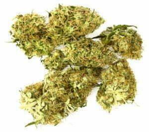 Half oz of marijuana