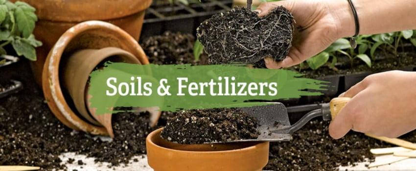 Soils and fertilizers