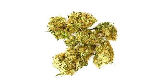Half of weed