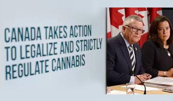 Canada Legalize Cannabis
