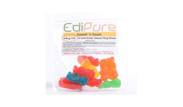 Milligrams are important in marijuana edibles