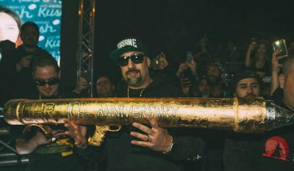 Bazooka Blunt world record