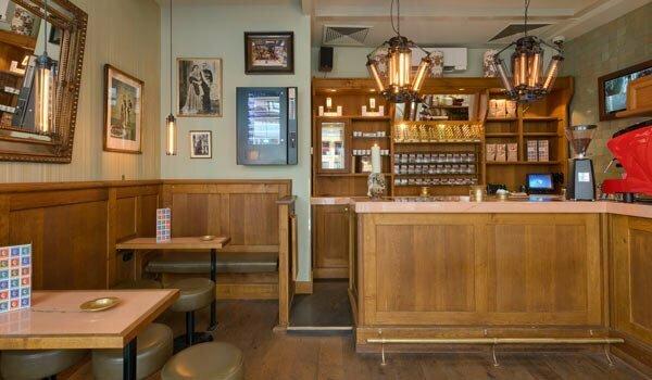 Tweede Kamer Coffeeshop