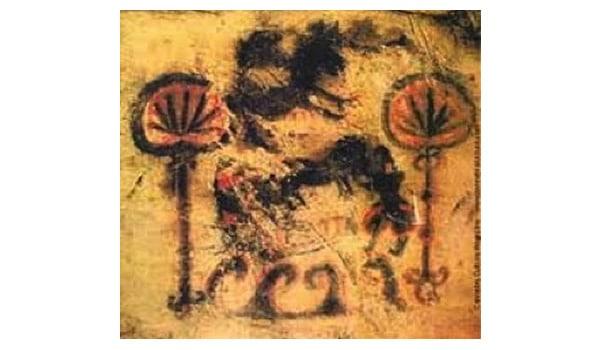 prehistoric marijuana bong pipe