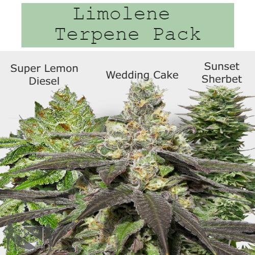 MSNL - Limolene Terpene Pack