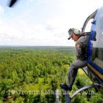 Cannabis DEA helicopter