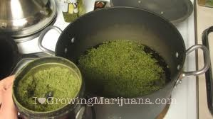 how to cook weed butter