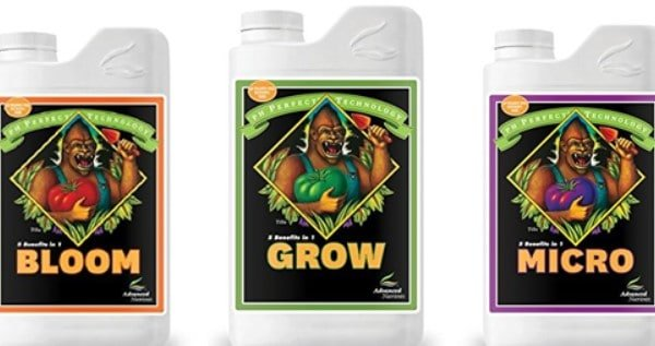 Advanced Nutrients - Bloom, Grow and Micro