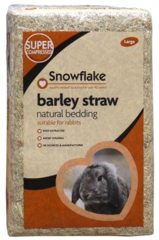 Barley Straw Mat
