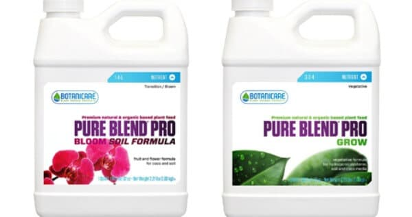 Botanicare nutrition - Grow and Bloom