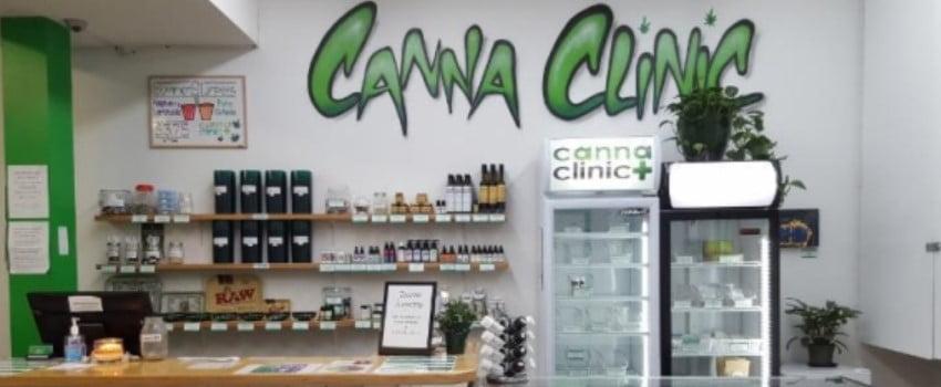 Canna Clinic Medicinal Society (Nelson, BC)