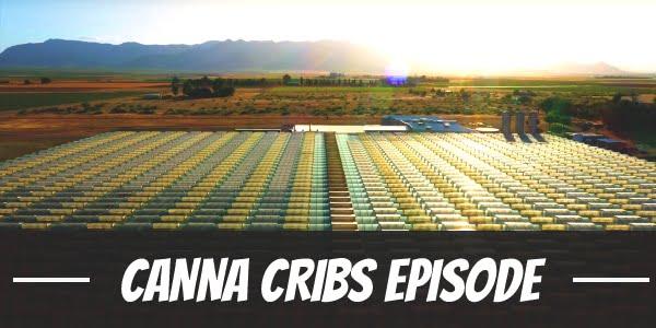 Canna Cribs Episode 8