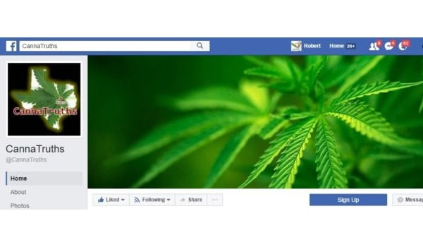 CannaTruths Facebook Page