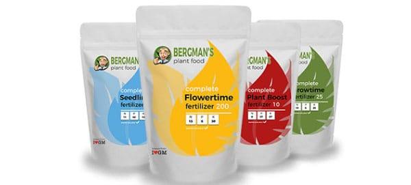 bergmans Plant Food