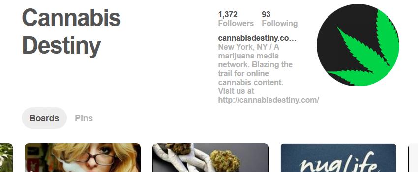 Cannabis Destiny