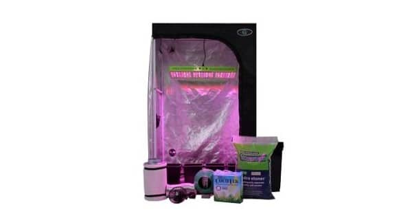 Cheap grow room