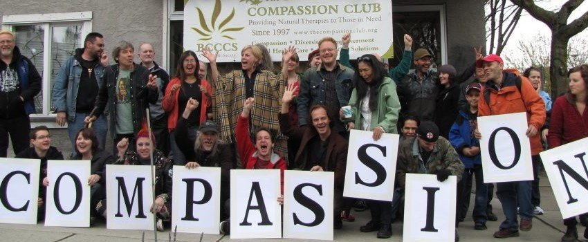 Compassion Clubs & Dispensaries in Canada