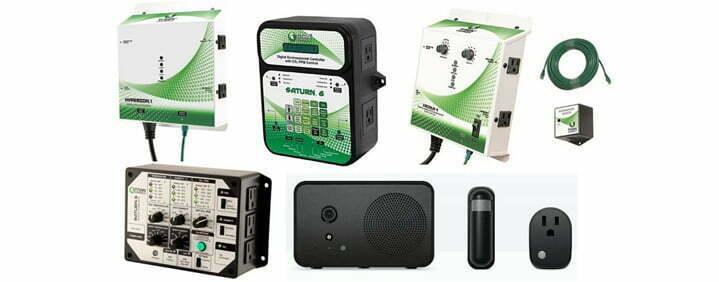 Control temperature equipment