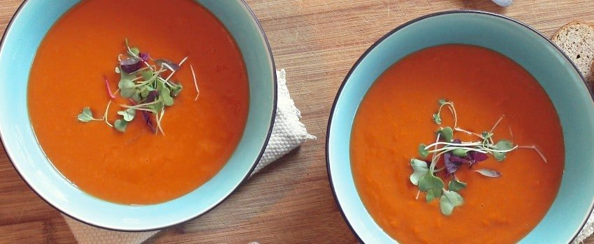 Cookies and Cream & Tomato Soup