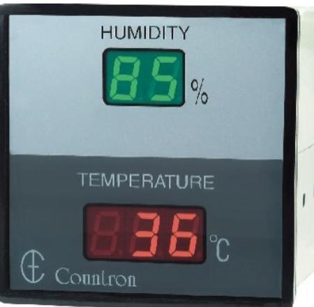 Correct Temperature and Humidity
