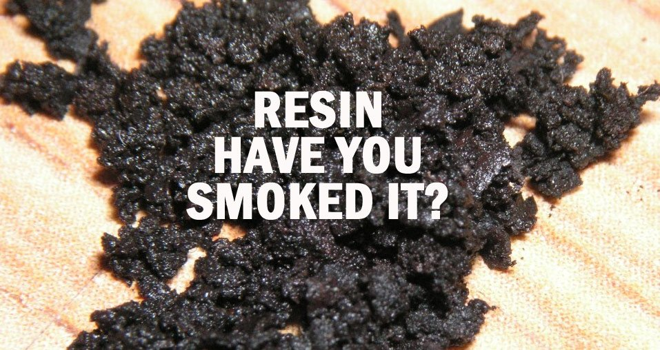 Everything You Need to Know About Weed Resin