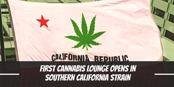 First Lounge Opens In Southern California Strain