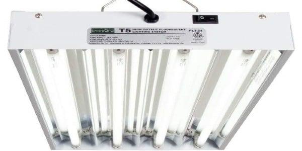 Fluorescent grow lights_T5 bulbs
