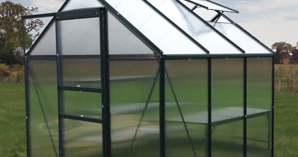 Freestanding cannabis greenhouses