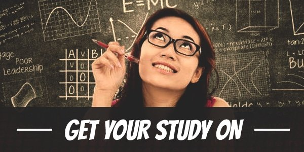 Get Your Study On