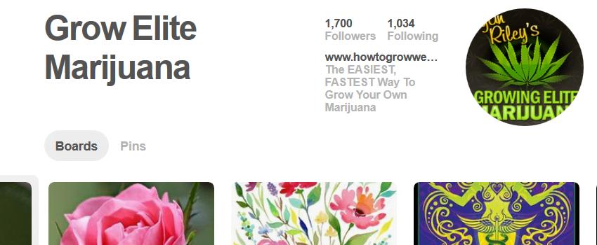 Grow Elite Marijuana