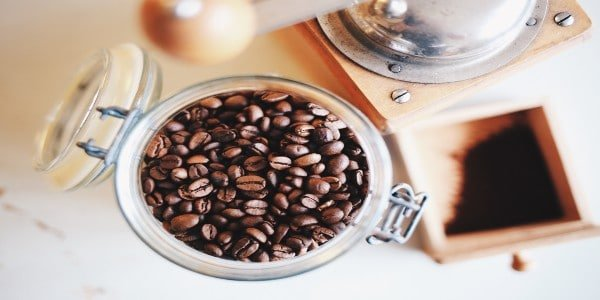 Hide your weed stash in a jar of coffee