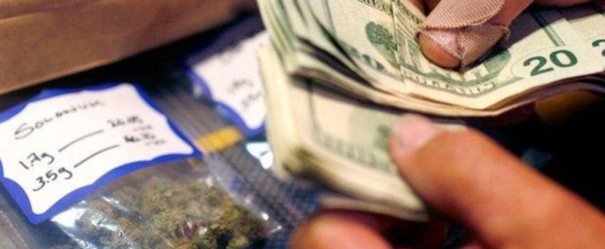 How much does a Vermont marijuana delivery service make?