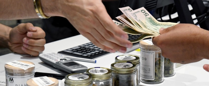 How much money is there in the dispensary market