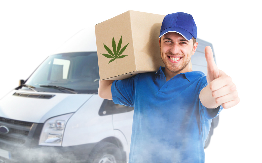 How to Start a Marijuana Delivery Service in Oregon