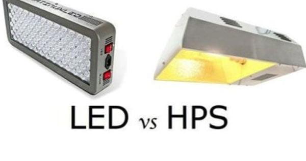 LEDs vs. HPS