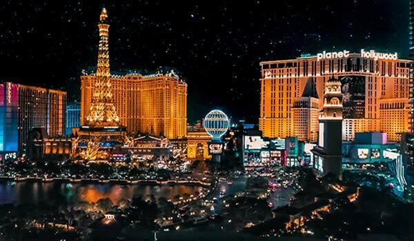 Las Vegas Mega Destination