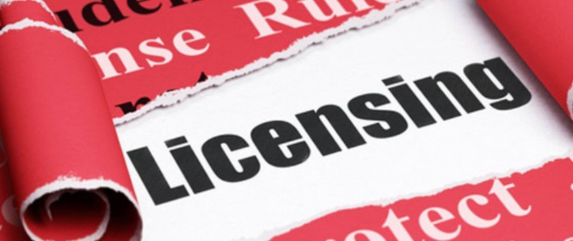 License requirements