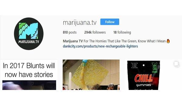 Marijuana TV