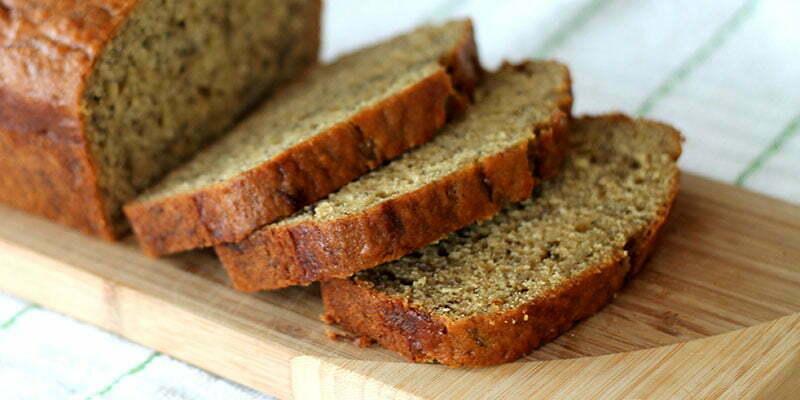 Cannabis banana bread recipe