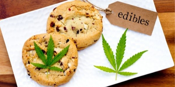 Marijuana edibles have cannabis concentrates and extracts from decarbed weed