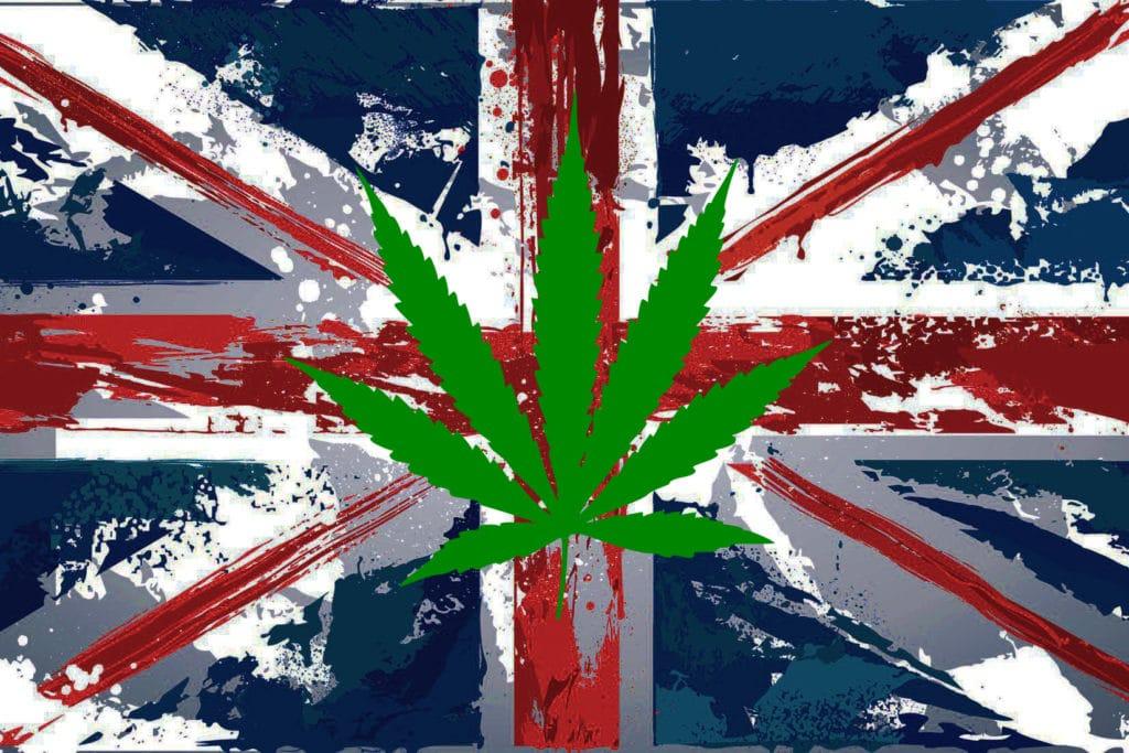 Marijuana in the United Kingdom