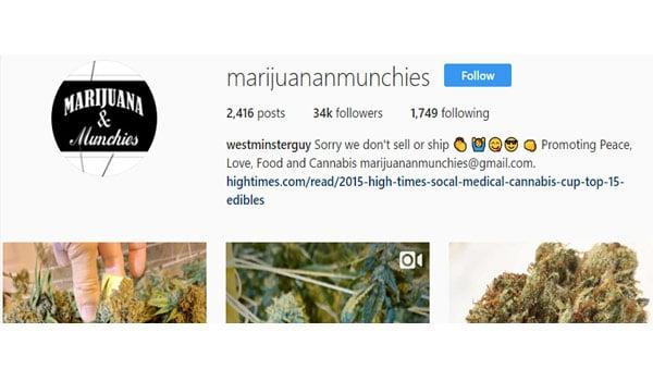 Marijuana n Munchies