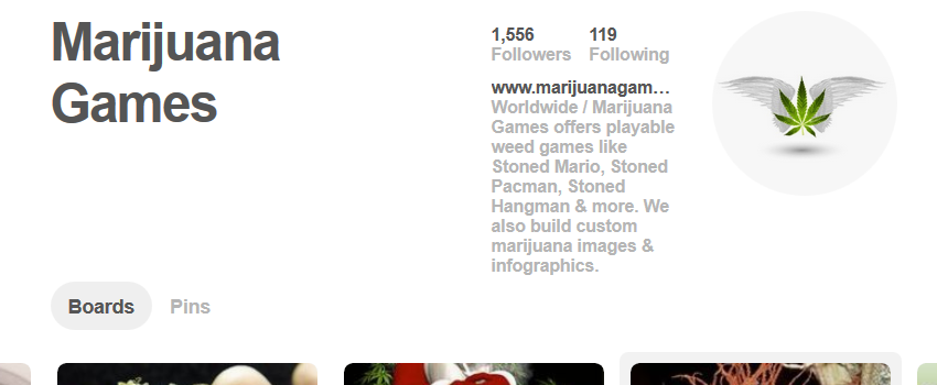 Marijuana Games